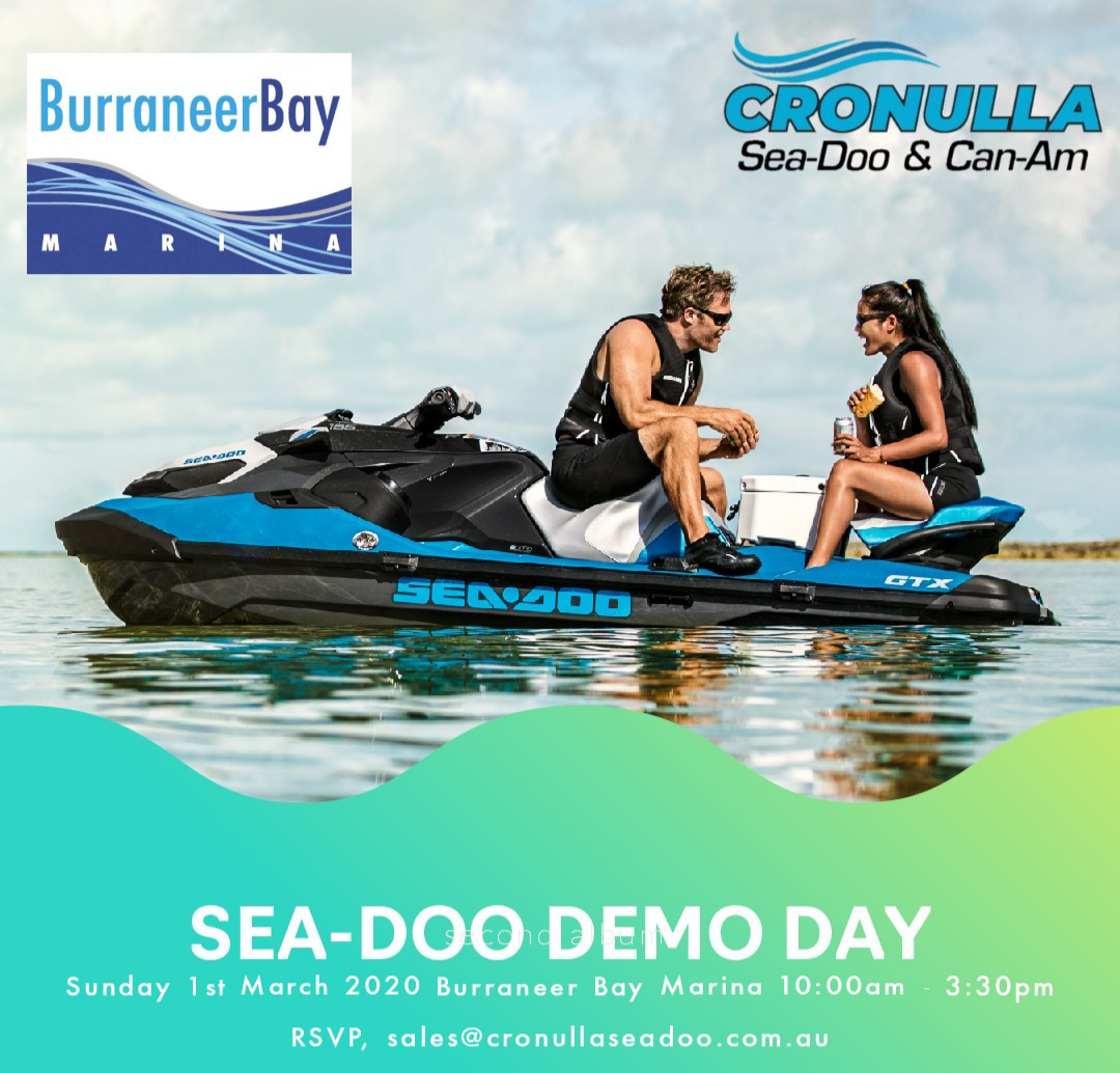 Sea-Doo Demo Day